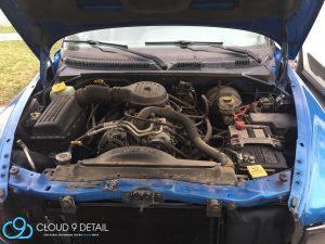 Engine Detailing - Utah