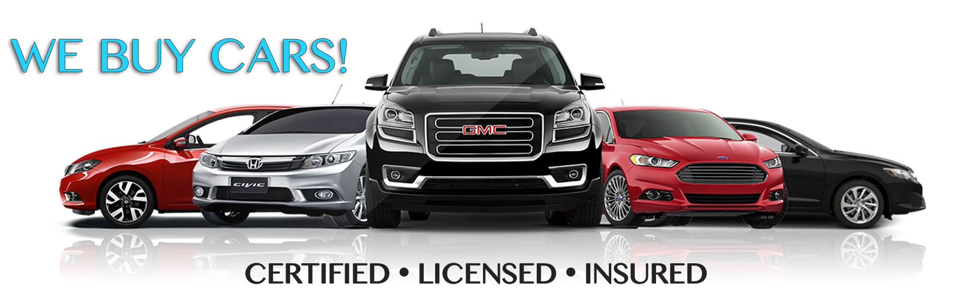 We buy cars | Cloud 9 Detail - Utah\'s Best Mobile Detail Service